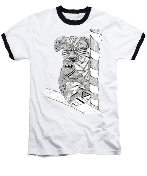 Goo Baseball T-Shirt by Serkes Panda