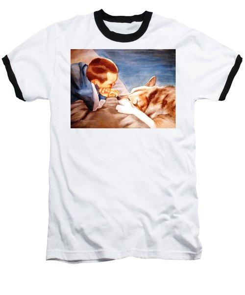Goodbye Misty Baseball T-Shirt