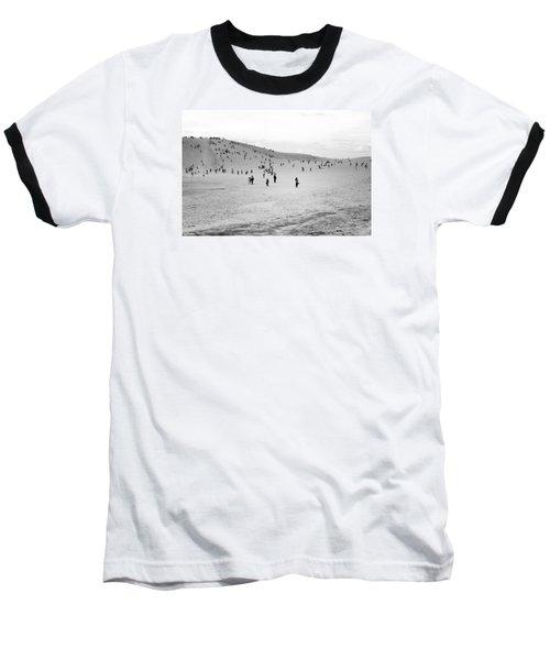 Baseball T-Shirt featuring the photograph Grains Of Sand by Hayato Matsumoto
