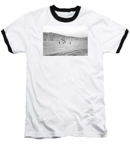 Grains Of Sand Baseball T-Shirt