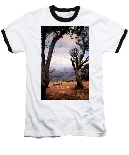 Grand Canyon, Az Baseball T-Shirt