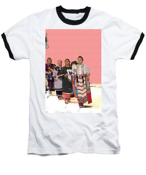 Grand Ladies Enter Baseball T-Shirt
