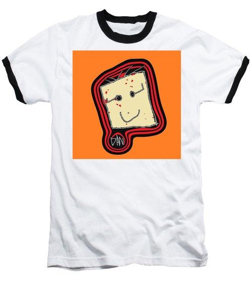 Grandpa 3 Baseball T-Shirt by Andrew Drozdowicz