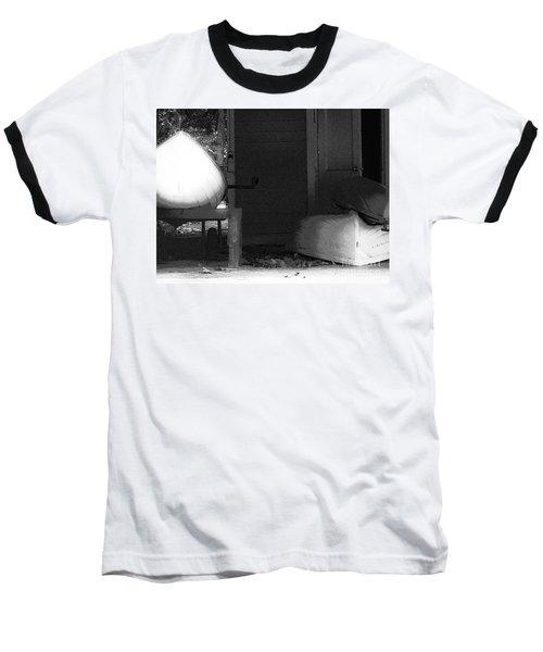 The Three Dinghys Baseball T-Shirt