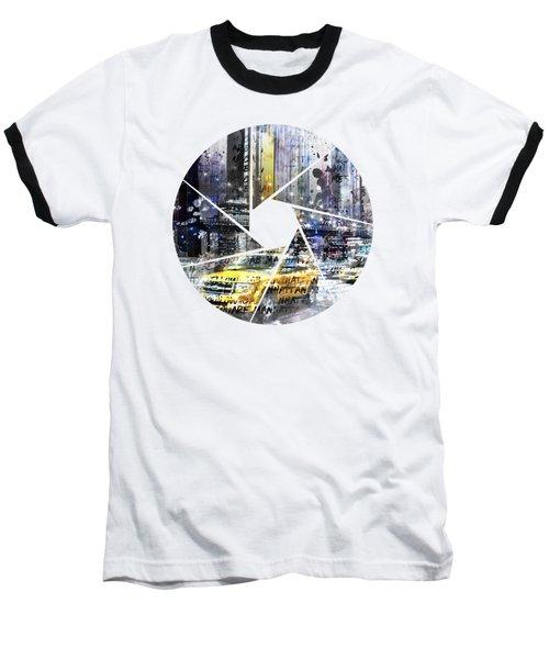 Graphic Art New York City Baseball T-Shirt