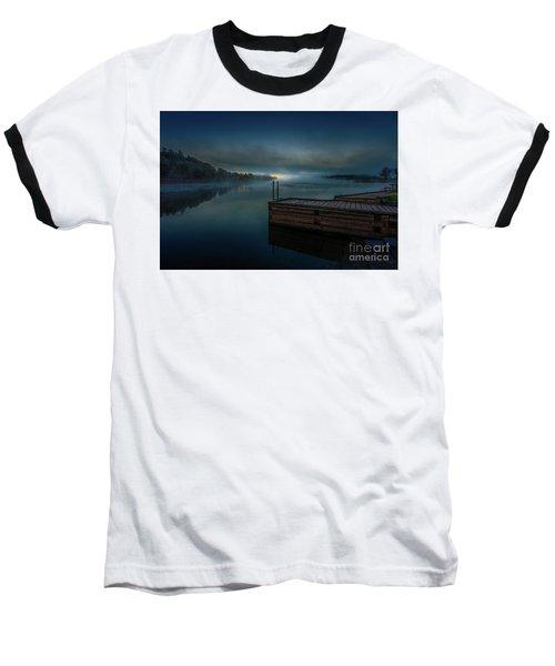 Grass Creek Sunrise 1 Baseball T-Shirt
