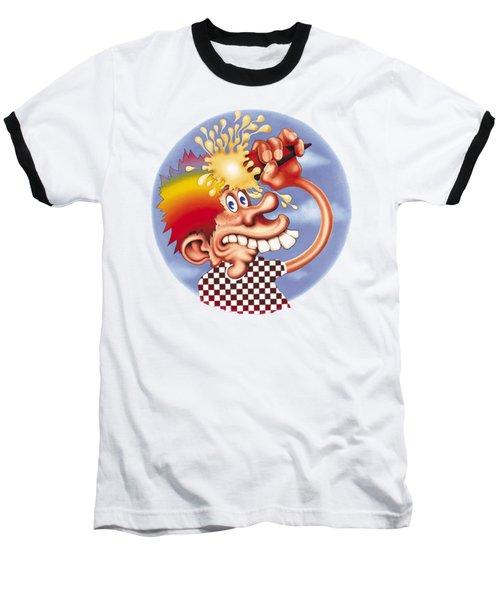 Grateful Dead Europe 72' Baseball T-Shirt