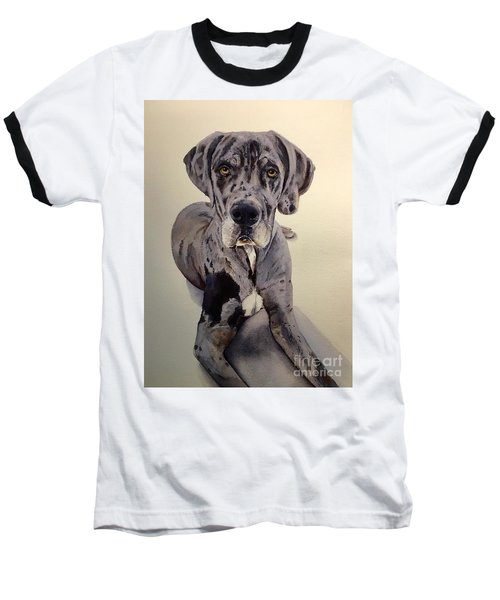Great Dane Baseball T-Shirt