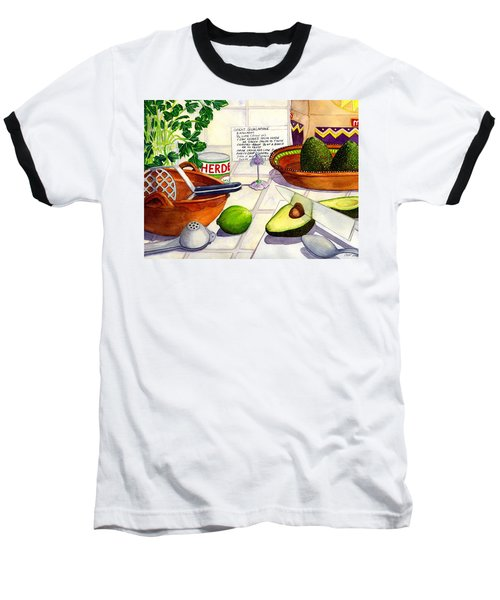 Great Guac. Baseball T-Shirt