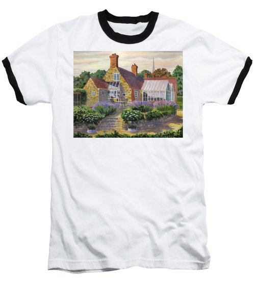 Great Houghton Cottage Baseball T-Shirt