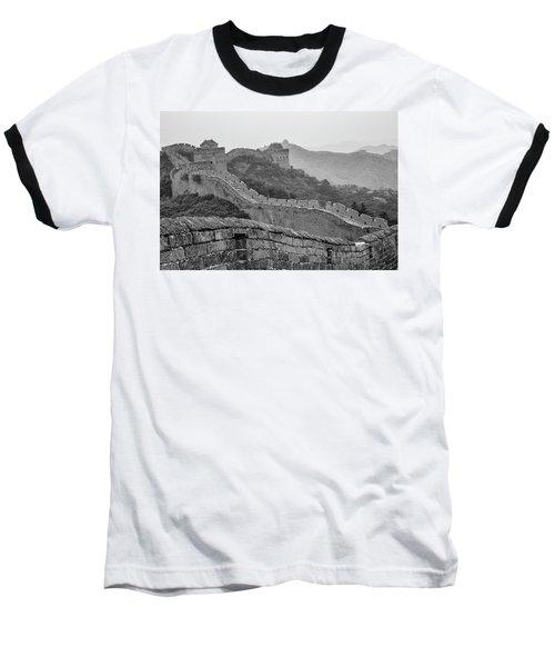 Great Wall 7, Jinshanling, 2016 Baseball T-Shirt