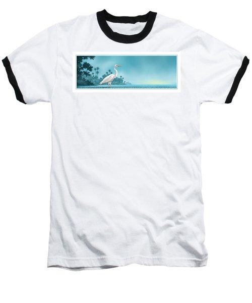 Great White Baseball T-Shirt