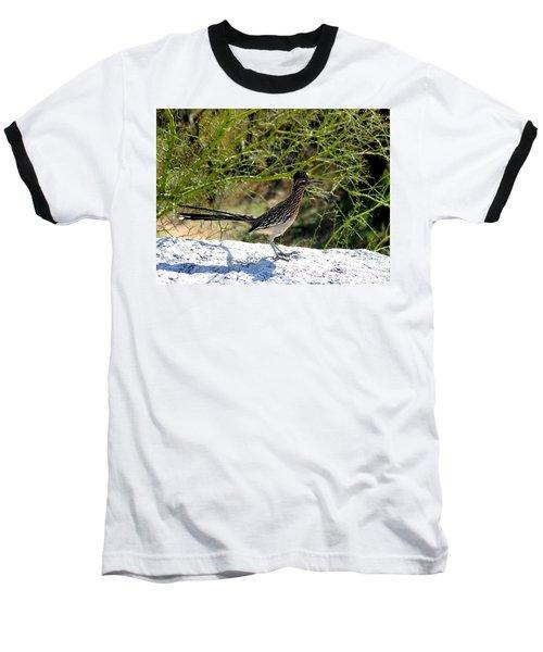 Greater Road Runner Baseball T-Shirt