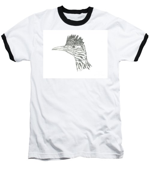 Greater Roadrunner Baseball T-Shirt