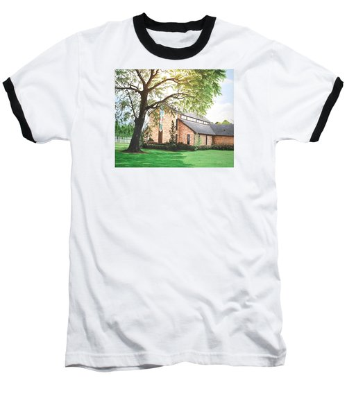 Greenwood Baseball T-Shirt by Mike Ivey