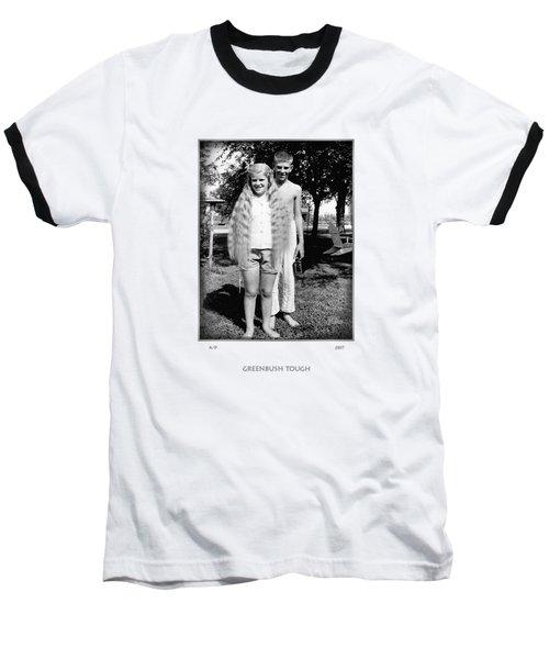 Greenbush Tough Baseball T-Shirt