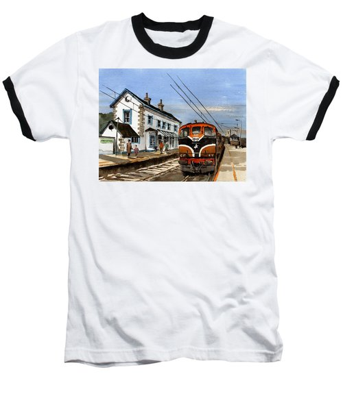 Greystones Railway Station Wicklow Baseball T-Shirt