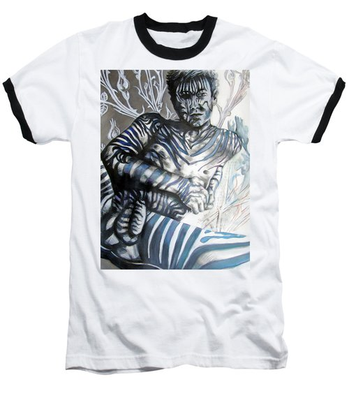 Growing Pains Zebra Boy  Baseball T-Shirt