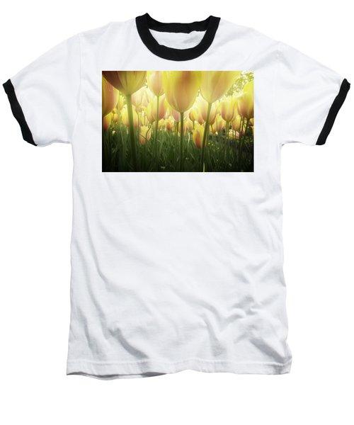 Growing  Tulips  Baseball T-Shirt