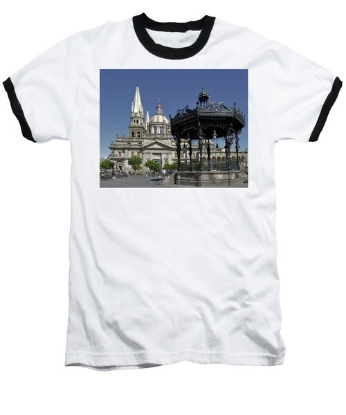 Guadalajara Baseball T-Shirt by Jim Walls PhotoArtist