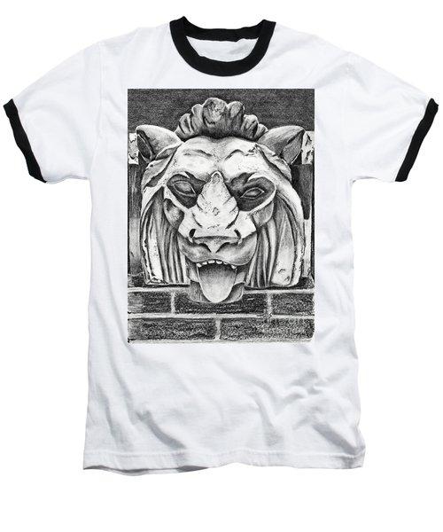 Guardian Lion Baseball T-Shirt