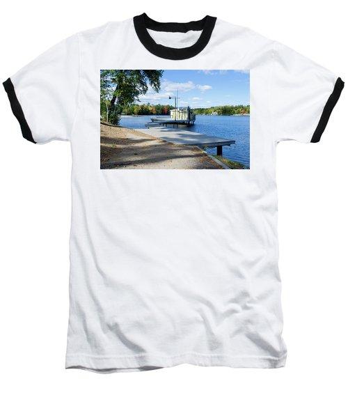 Gull Lake Park Gravenhurst 2 Baseball T-Shirt