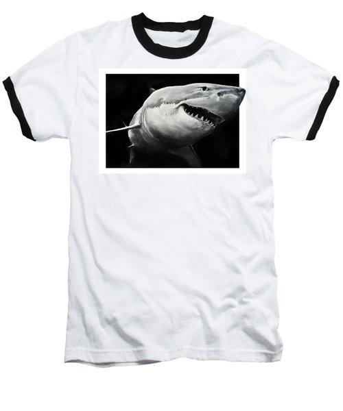 Gw Shark Baseball T-Shirt