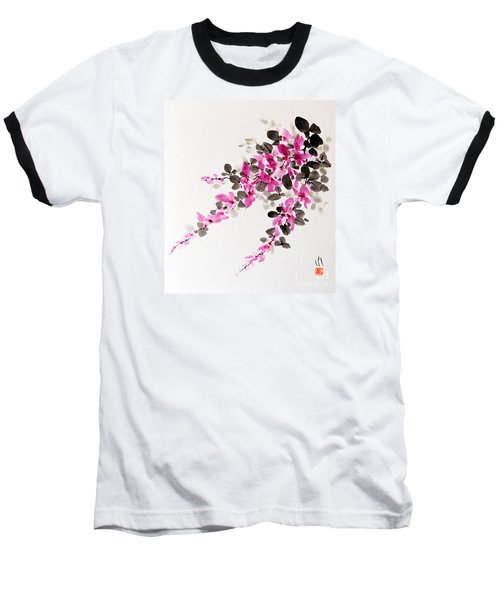Hagi / Bush Clover Baseball T-Shirt