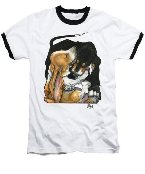 Haight 3020 Baseball T-Shirt