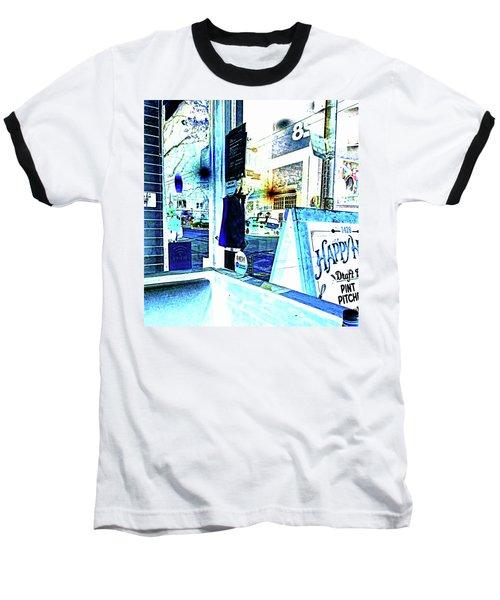 Haight Street San Francisco From 1428 Baseball T-Shirt