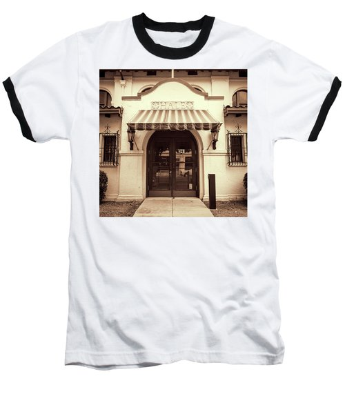 Baseball T-Shirt featuring the photograph Hale by Stephen Stookey