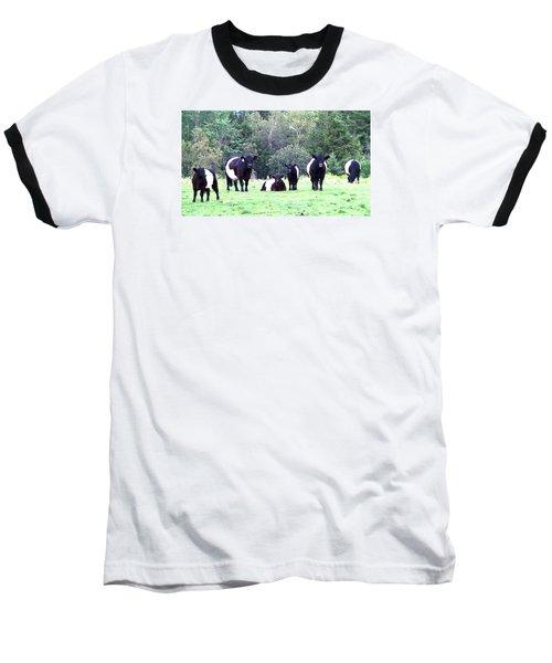 Baseball T-Shirt featuring the photograph Half A Dozen Oreos by Mike Breau