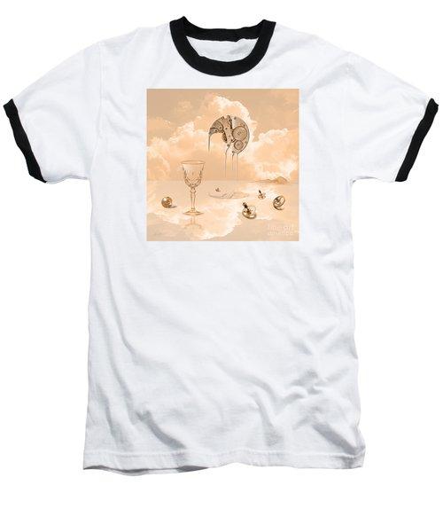 Beyond Time Baseball T-Shirt by Alexa Szlavics