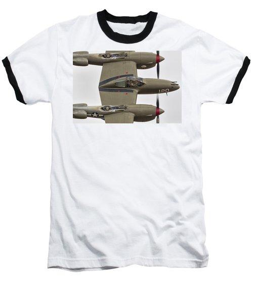 Half Past Midnight Baseball T-Shirt