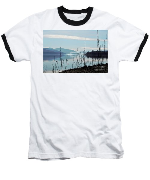 Halo On Copper Island Baseball T-Shirt