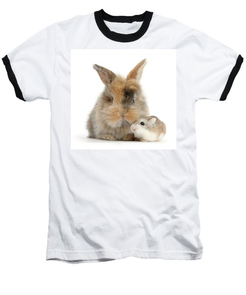 Ham And Bun Baseball T-Shirt