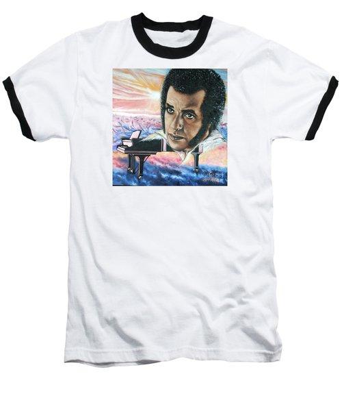 Blaa Kattproduksjoner       Hampton Hawes -jazz Pianist Baseball T-Shirt