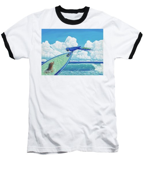 Hang Ten Baseball T-Shirt