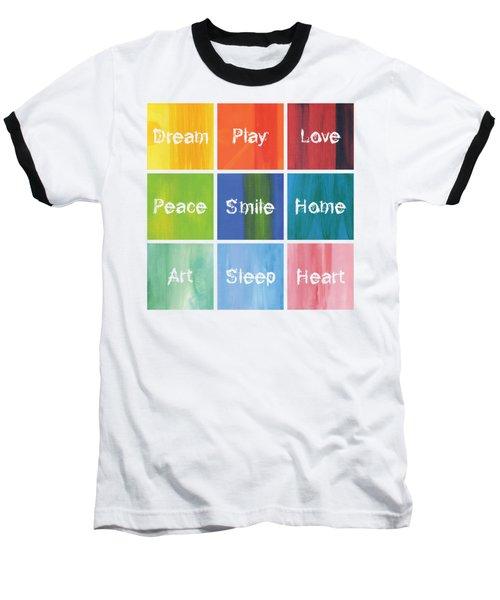 Happy 9 In 1 Baseball T-Shirt