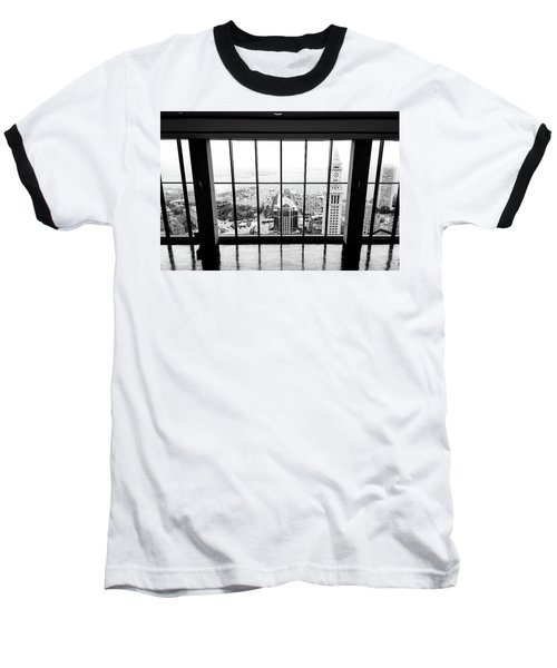 Baseball T-Shirt featuring the photograph Harbor View by Greg Fortier
