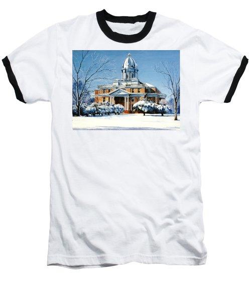 Hardin County Courthouse Baseball T-Shirt