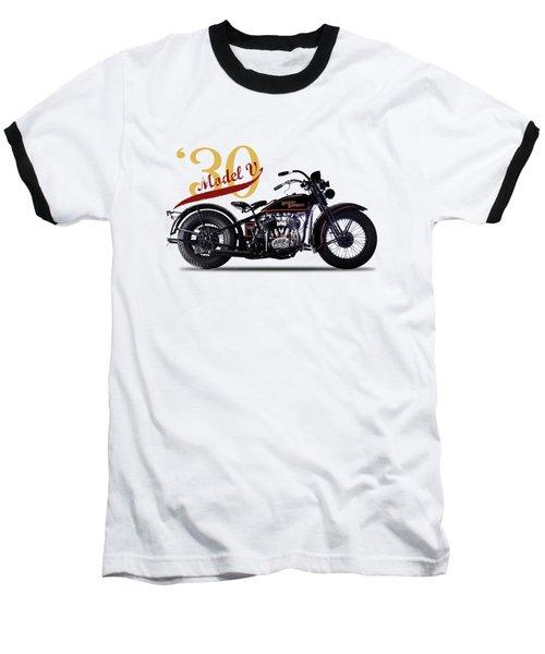 Harley-davidson Model V 1930 Baseball T-Shirt