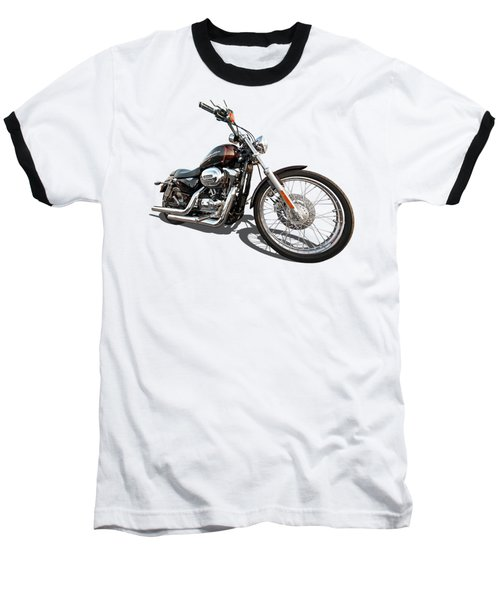 Harley Sportster Xl1200 Custom Baseball T-Shirt