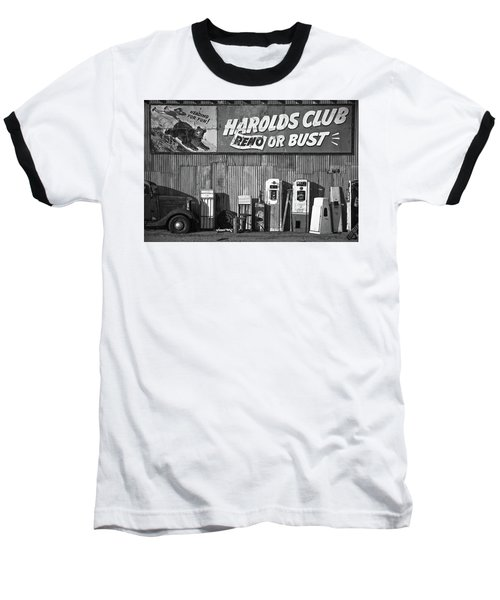 Harold's Club Baseball T-Shirt