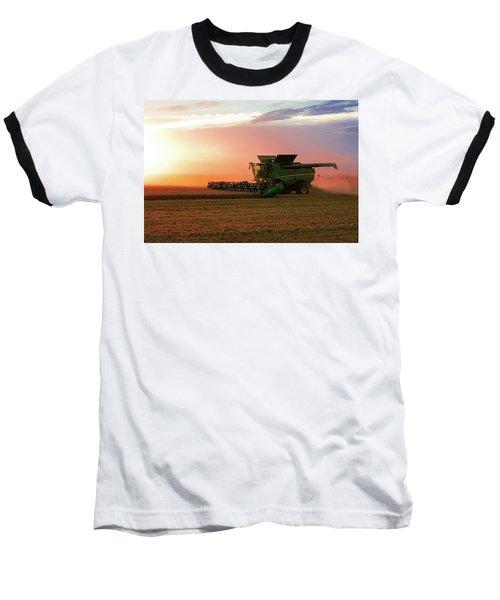 Harvest Colors Baseball T-Shirt