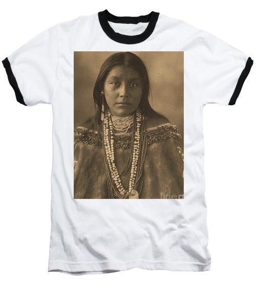 Hattie  Tom  Apache Baseball T-Shirt