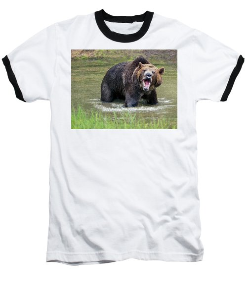 He Speaks Baseball T-Shirt