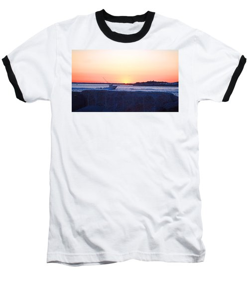 Baseball T-Shirt featuring the photograph Heading Out by  Newwwman