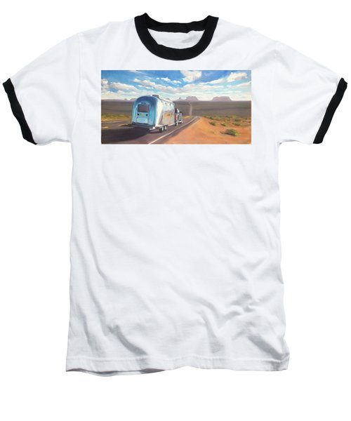 Heading South Towards Monument Valley Baseball T-Shirt