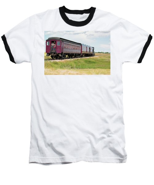 Heading To Town Baseball T-Shirt